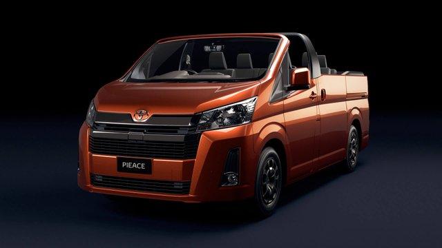 Toyota HiAce Convertible - фото 318930