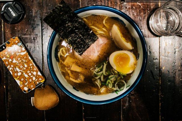 Їжа у Токіо  - фото 319274