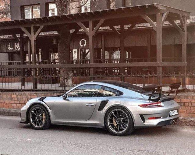 Porsche 911 GT3 RS 2019 у Дніпрі  - фото 319459