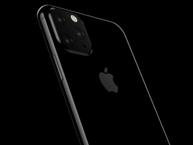 Нові iPhone зможуть похизуватися відразу трьома основними камерами - фото 319768