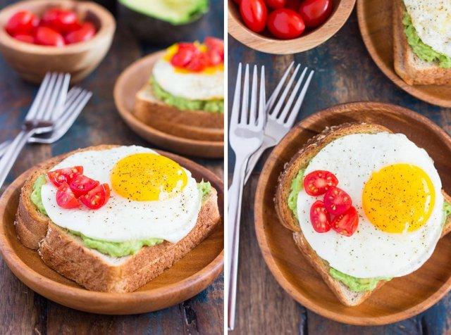 4 сніданки, які можна приготувати за 15 хвилин - фото 320399