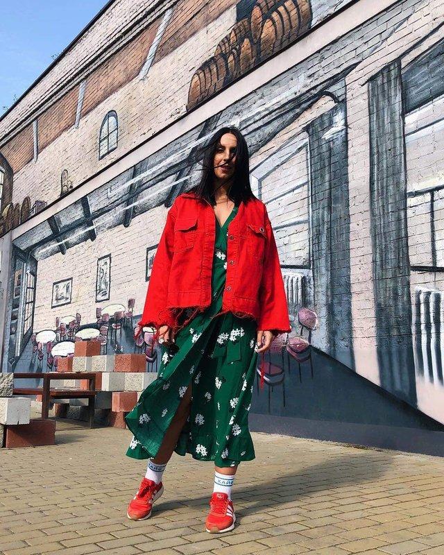 Джамала здивувала стильним образом у Києві - фото 320580