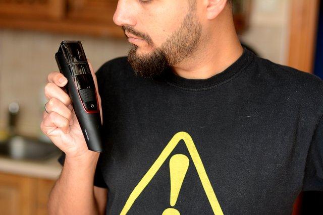 Для регулярного догляду за бородою Philips BT7501/85 підходить ідеально - фото 321098