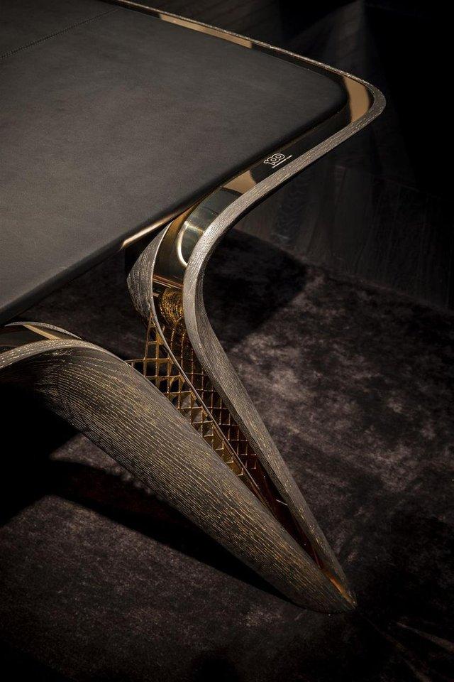 Справжня розкіш: Bentley випустила колекцію меблів - фото 321153