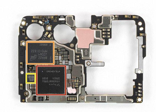 Huawei P30 Pro розібрали: чи піддається смартфон ремонту? - фото 321193
