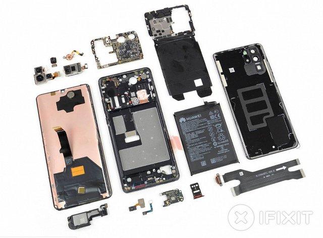 Huawei P30 Pro розібрали: чи піддається смартфон ремонту? - фото 321195