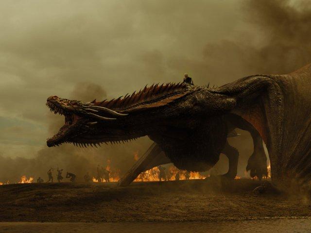 Чи політає Джон Сноу на драконі? - фото 321269