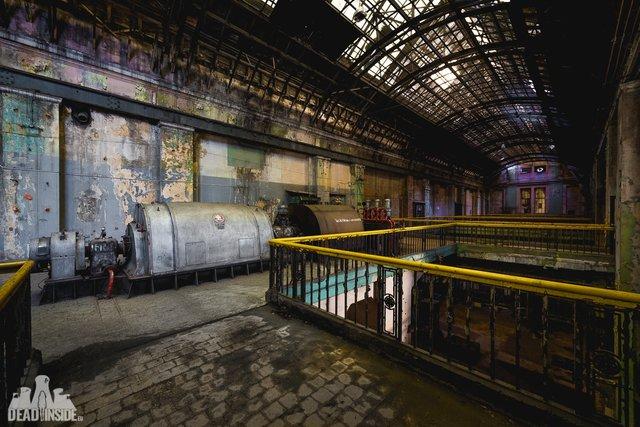 Як виглядає одна із найбільших забутих електростанцій Польщі: вражаючі фото - фото 321320