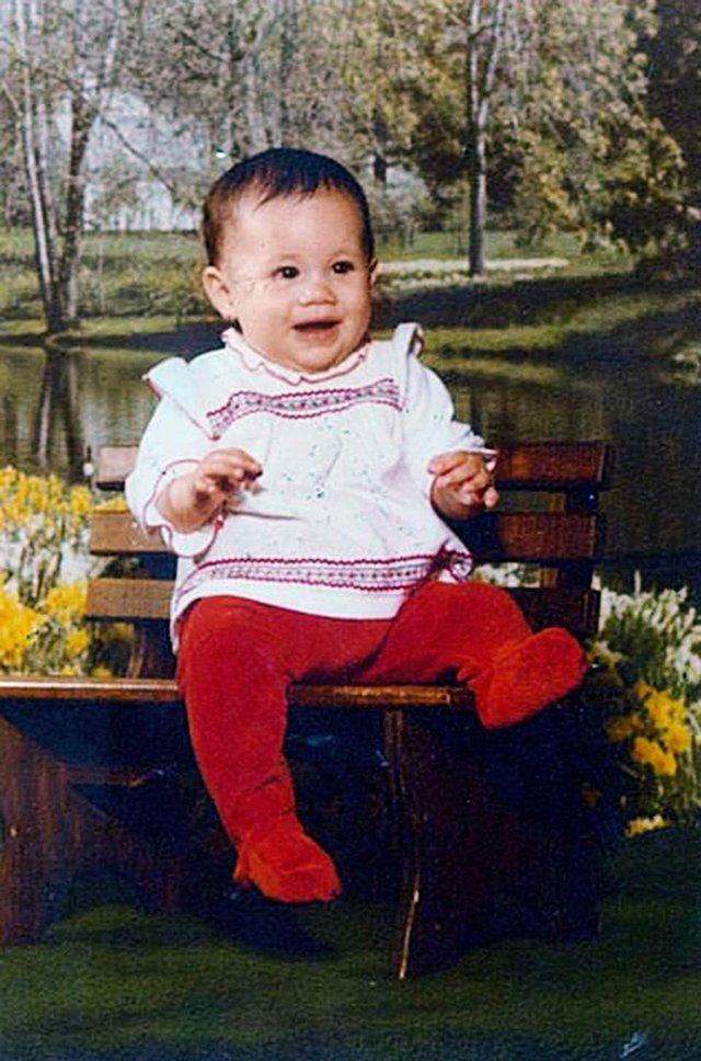 Дядько Меган Маркл поділився дитячими світлинами майбутньої герцогині - фото 321426