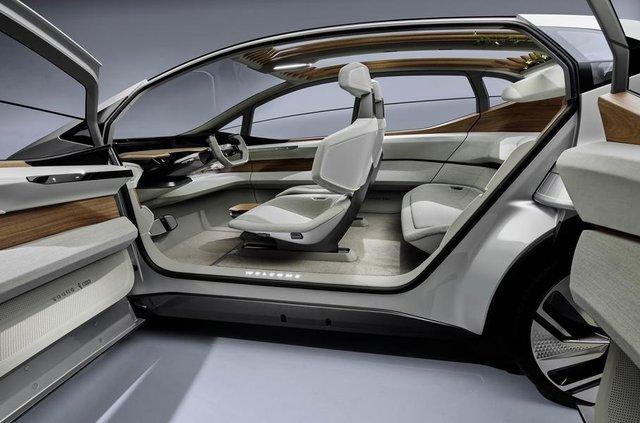 Audi показала конкурента електричного Volkswagen ID - фото 321473