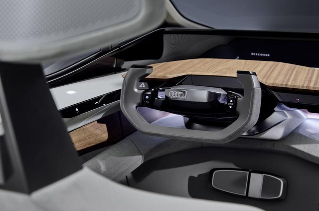 Audi показала конкурента електричного Volkswagen ID - фото 321475