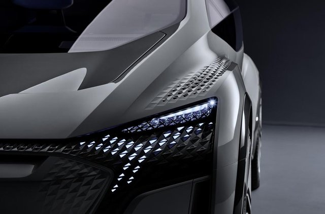 Audi показала конкурента електричного Volkswagen ID - фото 321476