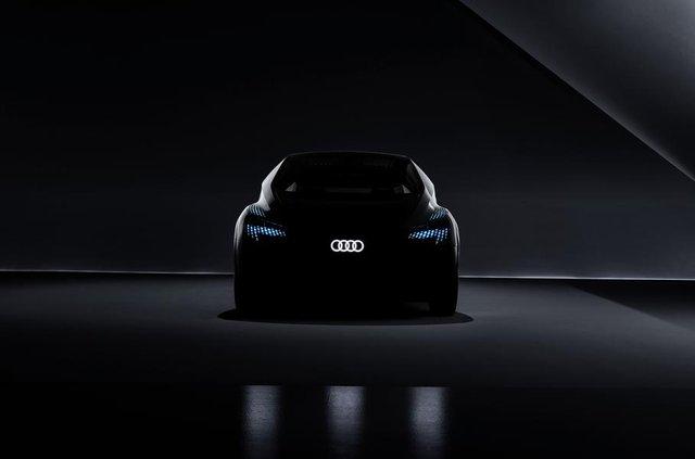 Audi показала конкурента електричного Volkswagen ID - фото 321480