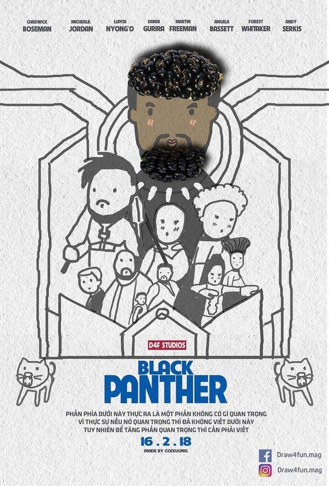Художник створює кумедні постери з супергероями Marvel з підручних засобів - фото 321562