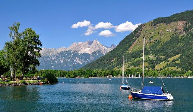 Крутий гірськолижний курорт Целль-ам-Зеє  - фото 321768