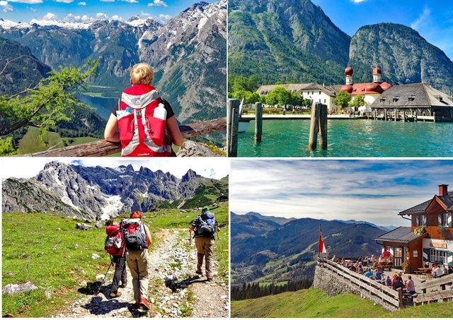 Весняний відпочинок в Альпах   - фото 321769