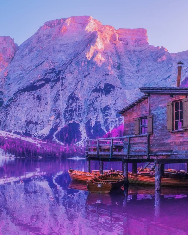Рожевий сезон: захопливі фото світу у несподіваних кольорах - фото 322146