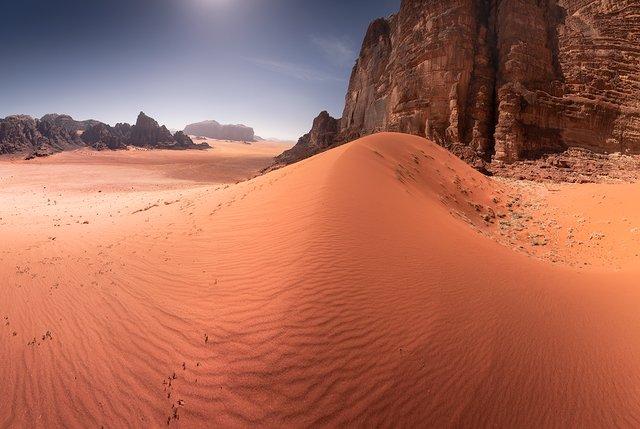 Фотограф показав пейзажі Марсу на нашій планеті: вражаючі кадри - фото 322188