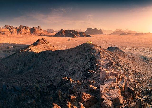Фотограф показав пейзажі Марсу на нашій планеті: вражаючі кадри - фото 322191
