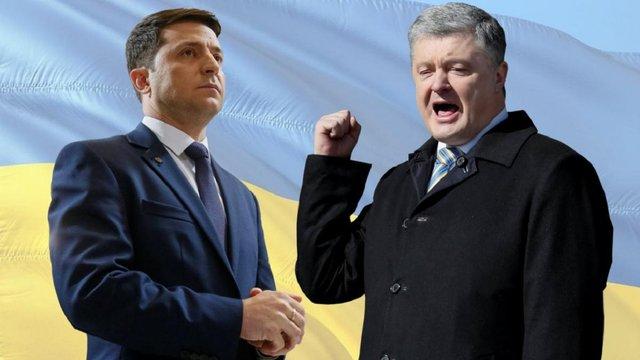 Невдовзі Зеленський зустрінеться на дебатах з Порошенком - фото 322240