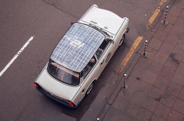 Справжня легенда: тюнер удосконалив старенький Trabant - фото 322305