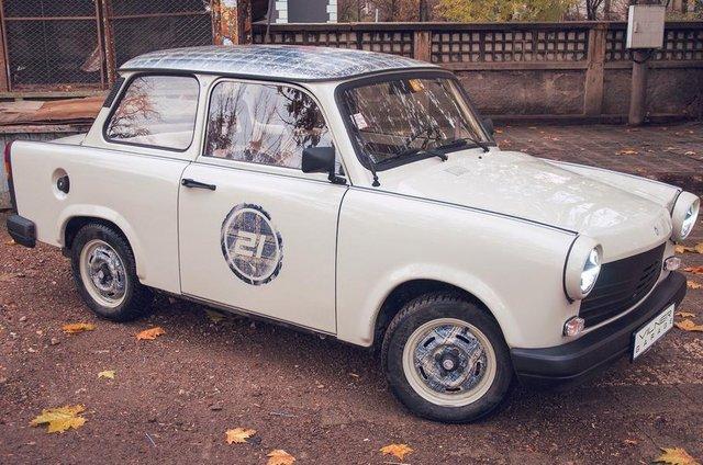 Справжня легенда: тюнер удосконалив старенький Trabant - фото 322310