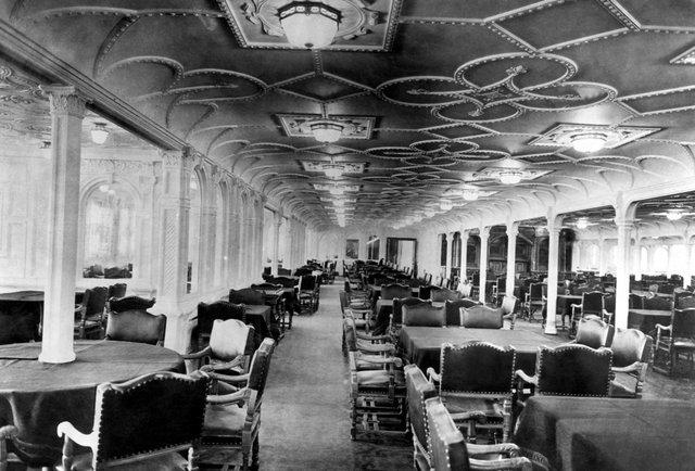 Історик розповів, чим частували пасажирів Титаніка - фото 322322