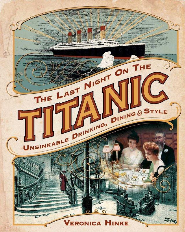 Історик розповів, чим частували пасажирів Титаніка - фото 322323