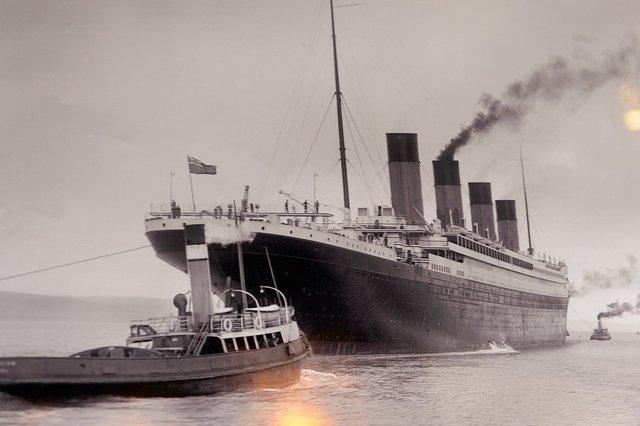 Історик розповів, чим частували пасажирів Титаніка - фото 322324