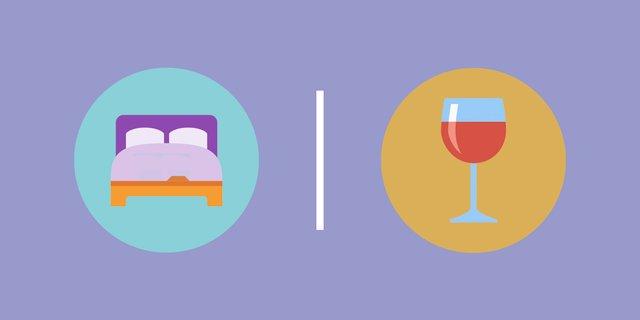 Як алкоголь впливає на сон - фото 322353