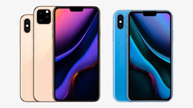 Так можуть виглядати iPhone 2019 - фото 322747