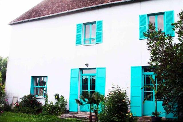 На Airbnb можна орендувати будинок, в якому жив Клод Моне - фото 322750