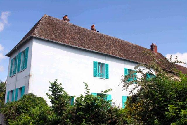 На Airbnb можна орендувати будинок, в якому жив Клод Моне - фото 322752
