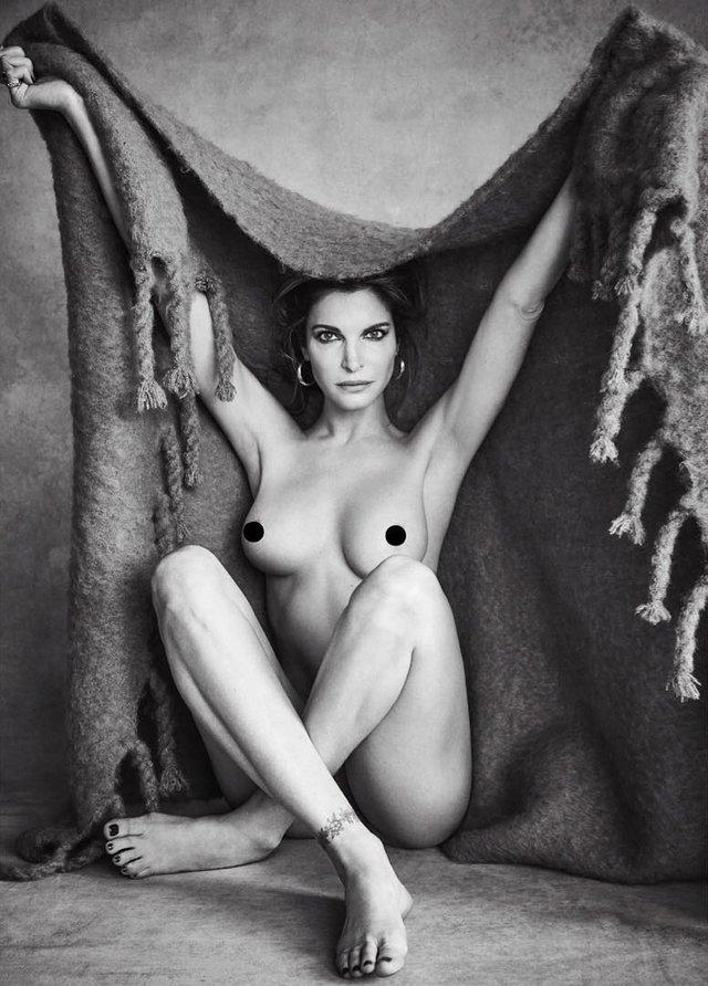 Моделі 90-х: як змінилася гаряча американка Стефані Сеймур (18+) - фото 322945