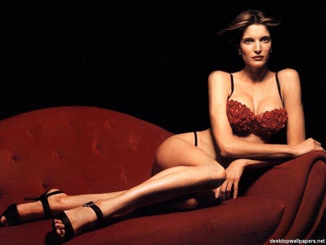 Моделі 90-х: як змінилася гаряча американка Стефані Сеймур (18+) - фото 322955