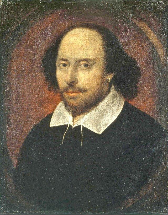 23 квітня народився Вільям Шекспір - фото 323096