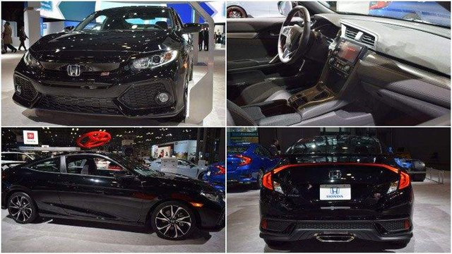 Honda представила спортивну версію моделі Civic: вона розкішна - фото 323352