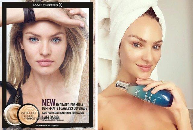 Як виглядають моделі у рекламі та у звичайному житті: фото - фото 323373