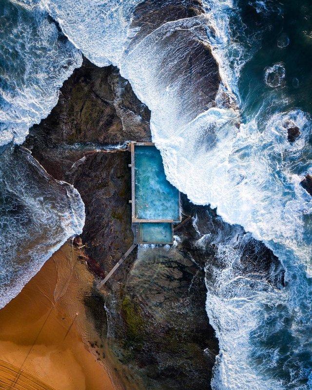 Захоплива Австралія з висоти пташиного польоту: яскраві фото - фото 323497