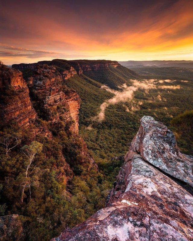 Захоплива Австралія з висоти пташиного польоту: яскраві фото - фото 323504