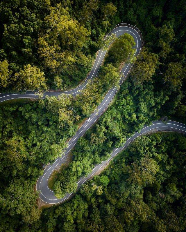 Захоплива Австралія з висоти пташиного польоту: яскраві фото - фото 323511