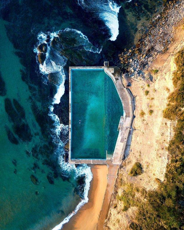 Захоплива Австралія з висоти пташиного польоту: яскраві фото - фото 323512