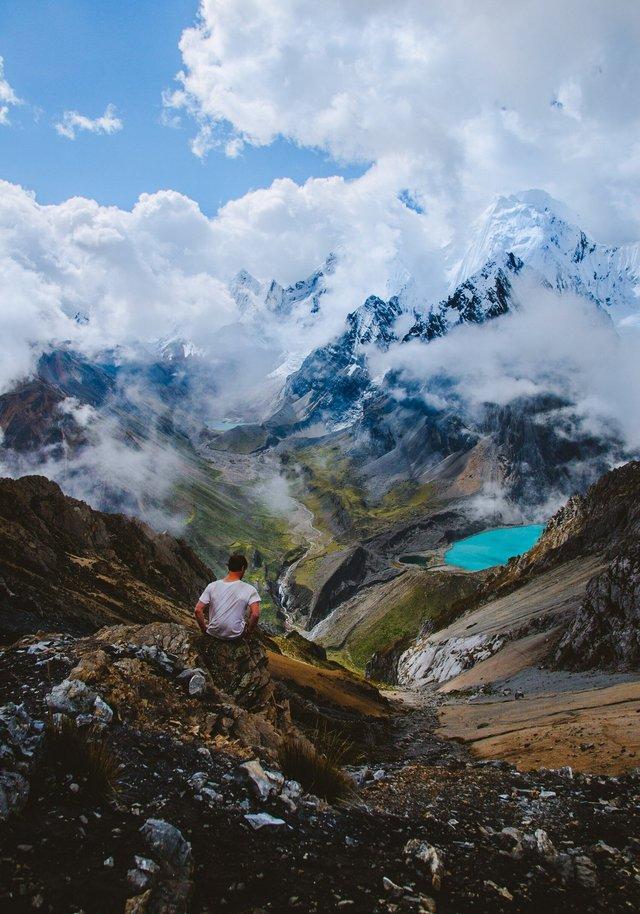 Гірські пейзажі світу, від яких перехоплює дух: фото - фото 323588