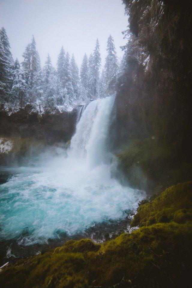 Гірські пейзажі світу, від яких перехоплює дух: фото - фото 323592