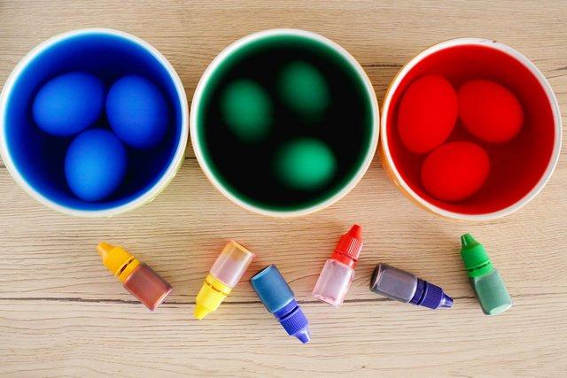 Писанки своїми руками: як зробити великодні крашанки в домашніх умовах - фото 323659