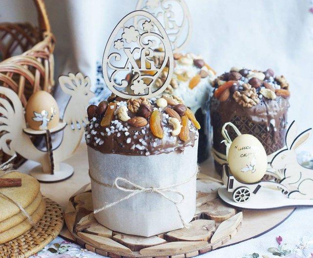 Шоколадна помадка ідеально підійде для декору - фото 323760