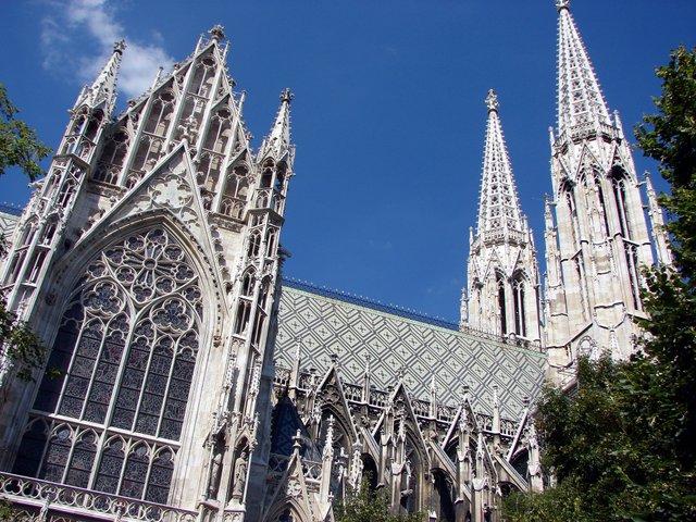 Церква Вотівкірхе - фото 323969