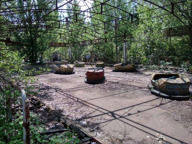 Парк атракціонів у Прип'яті - фото 324108