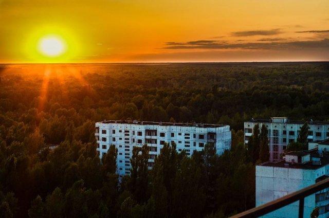 Краса Чорнобиля - фото 324137