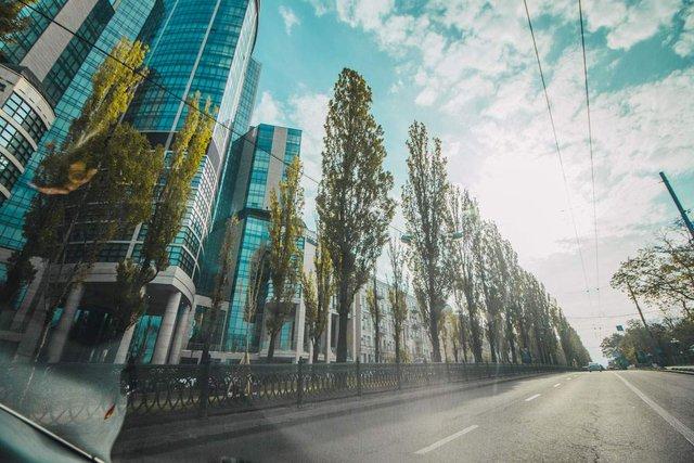 Як виглядав Київ у великодній ранок: чарівні фото - фото 324536